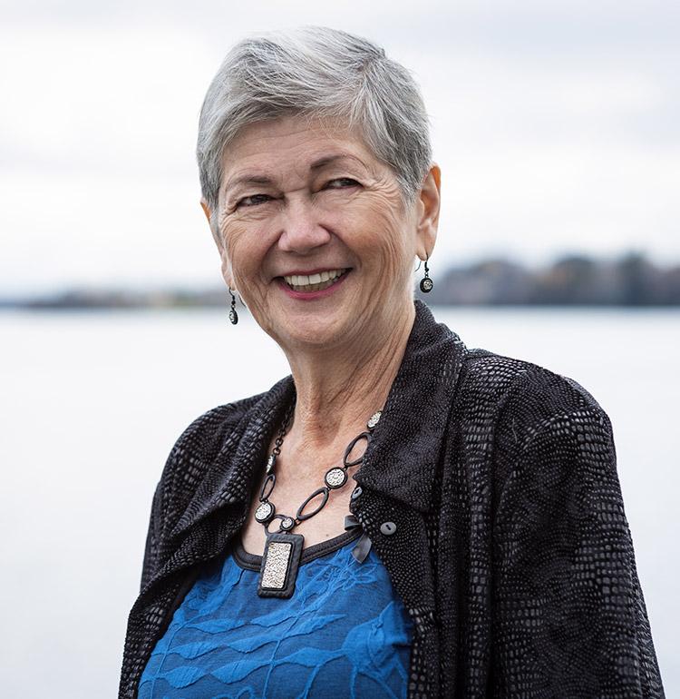 Rolande Hébert - Directrice administrative - Consultants BCH